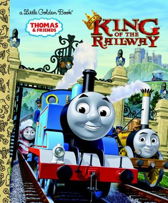 King of the Railway Little Golden Book By Awdry, W./ Golden Books Publishing Company (COR)