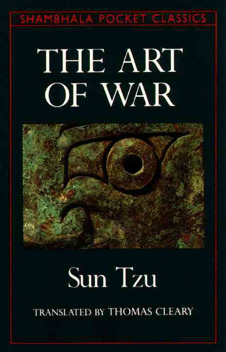 The Art of War By Sun-tzu/ Cleary, Thomas F. (TRN)/ Cleary, Thomas F.